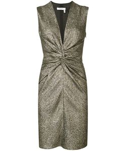 Lanvin | Ruched Mini Dress 36