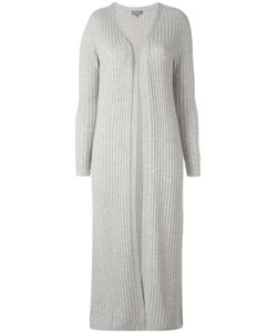 N.PEAL | Ribbed-Knit Duster Cardigan M
