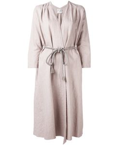 Forte Forte | Loose-Fit Belt Coat