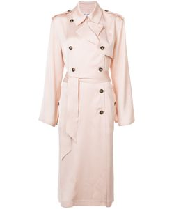 Elizabeth And James | Double Breasted Duster Coat