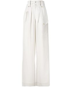 Joseph | Wide Leg Trousers Size 44