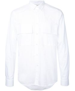 PUBLIC SCHOOL | Chest Pocket Shirt Large Cotton