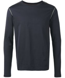 Paul Smith   Contrast Seam Top Size Large