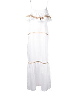 DAFT | Tiered Bust Long Length Dress