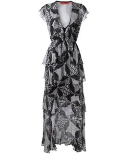MANNING CARTELL | Constellations Maxi Dress 10 Silk