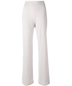 Calvin Klein Collection | Knitted Flared Trousers