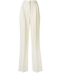 Sonia Rykiel | Cady Masc Trousers 36 Viscose/Spandex/Elastane