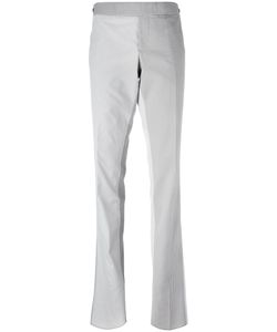 Thom Browne | Contrast Leg Striped Trousers