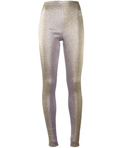 AREA | Textu Leggings Medium Cotton/Polyamide/Polyester/Spandex/Elastane