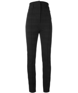 Haider Ackermann | High-Waist Rapered Trousers Size 40