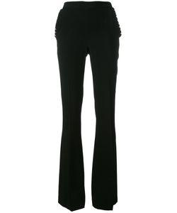 CAPUCCI | Fla Trousers 38 Acetate/Viscose/Spandex/Elastane