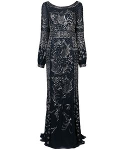 J. Mendel   Платье С Драпировкой Сзади