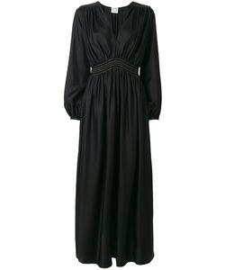 Forte Forte | Платье Макси С Присборенной Талией