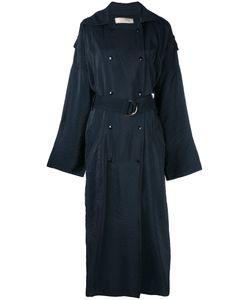 Nina Ricci | Double-Breasted Long Coat