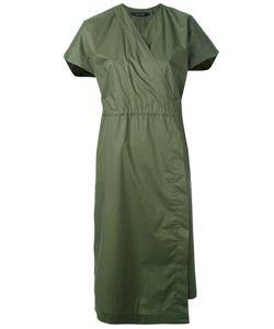 Sofie D'Hoore | Wrap-Style Midi Dress