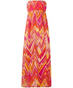 Missoni | M Geometric Print Strapless Dress