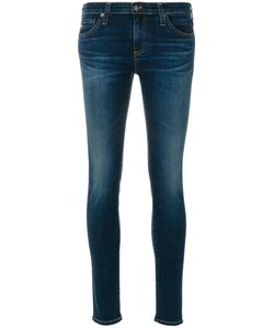 AG JEANS | Washed Skinny Jeans