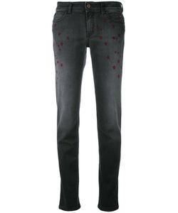 Just Cavalli   Star Print Jeans Size 27