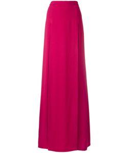 Chalayan | Long Split Skirt 42 Acetate/Viscose