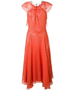 Daizy Shely | Платье В Горох Кроя Бабочка