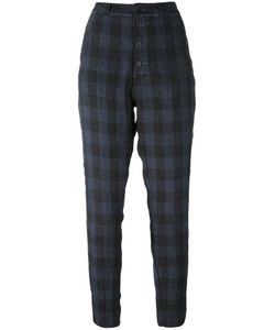 Transit | Checked Trousers 40