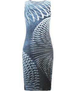 PLEATS PLEASE BY ISSEY MIYAKE | Pleated Fitted Dress
