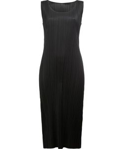 PLEATS PLEASE BY ISSEY MIYAKE | Pleated Fitted Dress 4