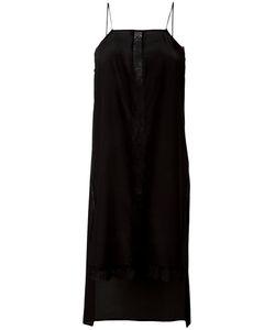 Twin-set | Elongated Lace Top Medium Silk/Polyamide
