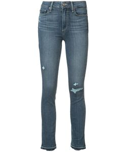 Paige | Ripped Super Skinny Jeans 29 Cotton/Rayon/Polyester/Spandex/Elastane