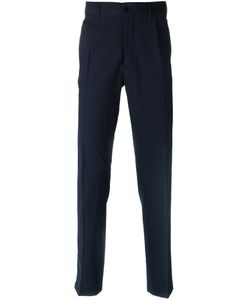 MP MASSIMO PIOMBO | Classic Straight Leg Trousers