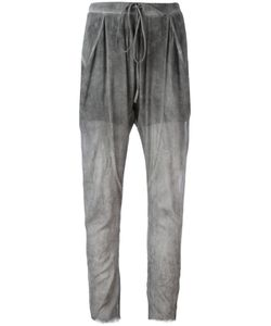 Lost & Found Ria Dunn | Tapered Drawstring Trousers Size Medium