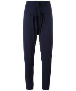Tsumori Chisato | Drop Crotch Trousers Medium Polyester/Rayon