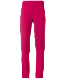 Chalayan | Signature Slim Trousers 44 Acetate/Viscose