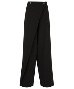 Uma Raquel Davidowicz | High-Waisted Trousers 42 Polyester/Spandex/Elastane