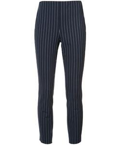 Rag & Bone | Pinstripe Skinny Cropped Trousers Size 6