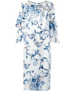 Antonio Marras | Ruffle Sleeve Dress Size 46
