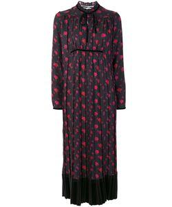 Mcq Alexander Mcqueen | Платье С Длинными Рукавами С Цветочным Принтом
