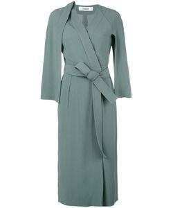 Chalayan | Judo Wrap Coat Dress Size 44