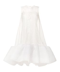 Huishan Zhang | Sleeveless Sheer Dress