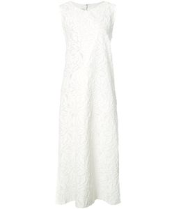 RENLI SU | Lace Sleeveless Dress Small Cotton/Nylon/Polyester/Cupro