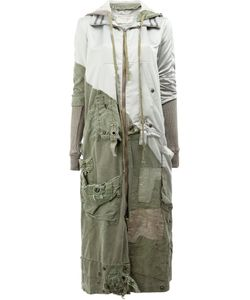 GREG LAUREN | Rogue Coat 2 Cotton/Polyester/Satin