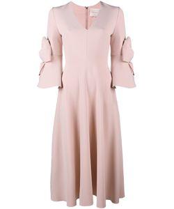 ROKSANDA | Sibella Bow Embellished Dress