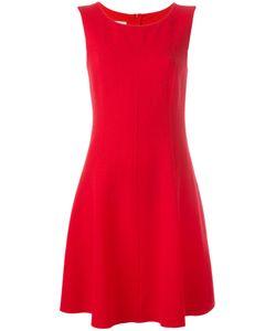 Armani Collezioni | Fla Dress Size 48 Wool/Polyester/Spandex/Elastane