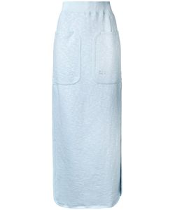 Theatre Products | Side Slit Sweat Skirt Cotton