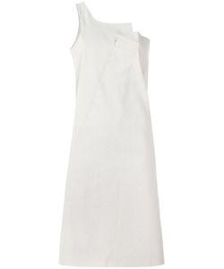 CHARLIE MAY | Asymmetric Split Dress Size 6