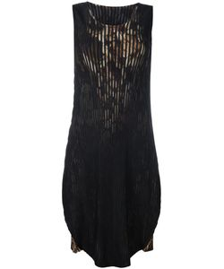 Issey Miyake   Pleated Layer Dress Size