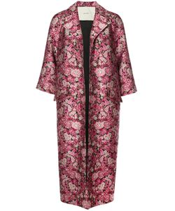 Adam Lippes | Jacquard Coat Women