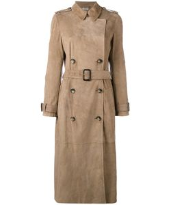 DESA COLLECTION | Double Breasted Trench Coat Size