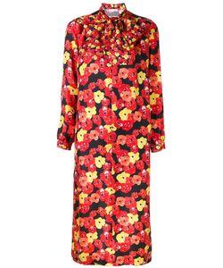 Saks Potts | Print Shift Dress 2 Silk
