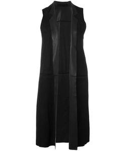 SALVATORE SANTORO   Panelled Waistcoat Size 44